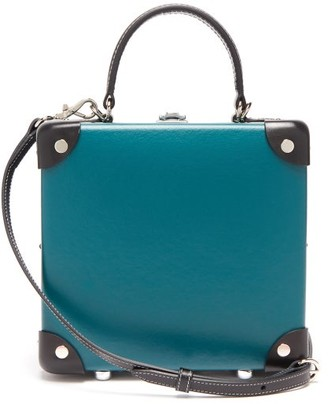 "Globe-trotter Globe Trotter Chelsea Garden 20"" London Square Case - Womens - Blue Multi"