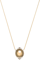 House Of Harlow Scutum Pendent Necklace