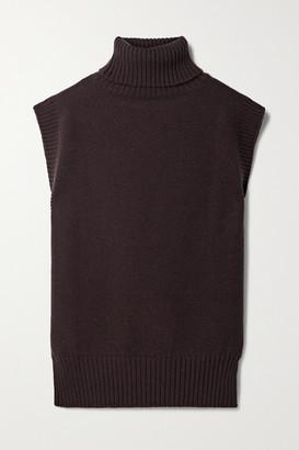 Frankie Shop Wool-blend Turtleneck Sweater
