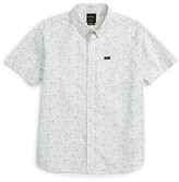 RVCA Boy's Sea & Destroy Woven Shirt