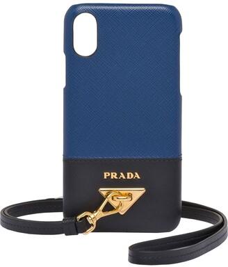 Prada My Character iPhone X/XS cover