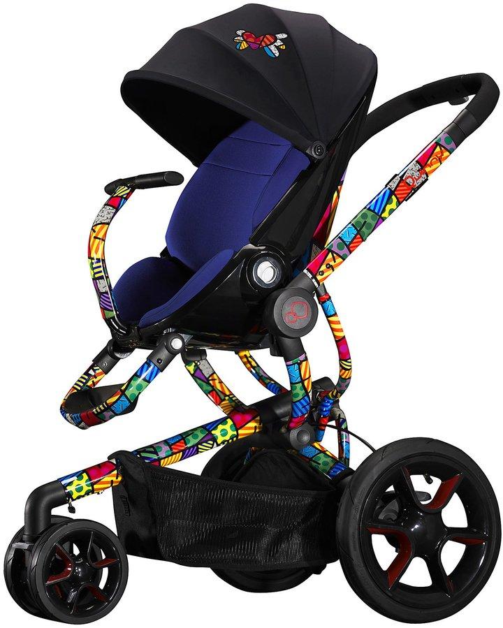 Quinny Moodd Stroller - Blue