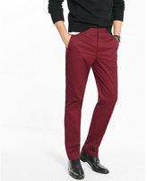 Express modern producer stretch cotton dress pant