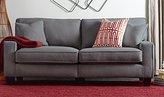 """Serta RTA Palisades Collection 73"""" Sofa in Glacial Gray, CR45234B"""