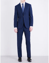 Richard James Striped Slim-fit Stretch-wool Suit
