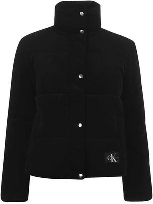 Calvin Klein Jeans Padded Corduroy Jacket