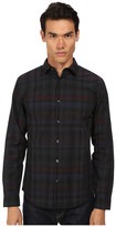 Vince Long Sleeve Melrose Clean Placket