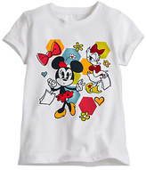 Disney Minnie Mouse and Daisy Duck Summer Fun Tee for Girls