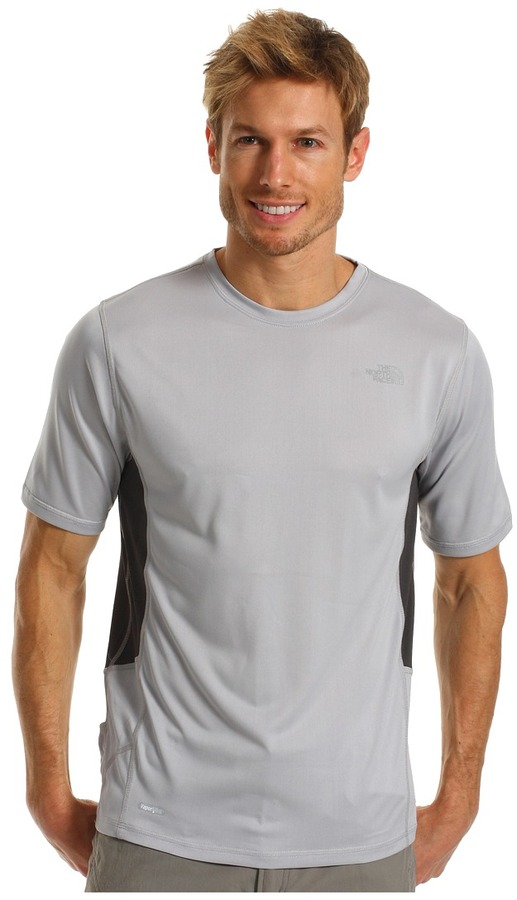 The North Face Dirt Merchant Jersey (High Rise Grey) - Apparel