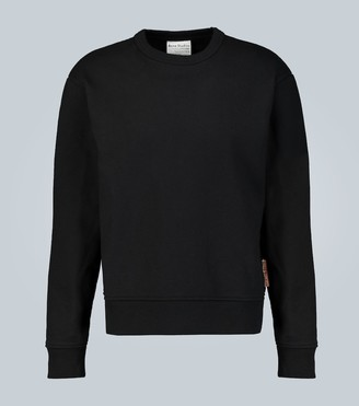 Acne Studios Fate oversized crewneck sweatshirt