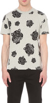 Kenzo Tiger-motif cotton t-shirt