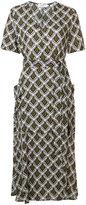 A.L.C. Stephanie dress - women - Silk - 4