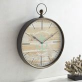 Pier 1 Imports Hope Anchors Wall Clock