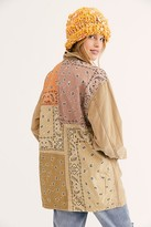 We The Free Swept Up Shirt Jacket by at Free People