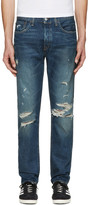 Levi's Indigo 501CT Jeans