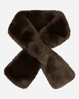 N.Peal Fur Neck Warmer