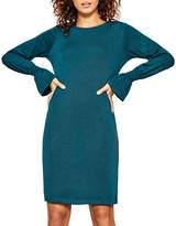 Esprit Stretch Jersey Knit Dress