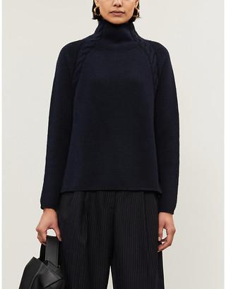 S Max Mara Turtleneck cashmere jumper