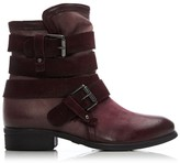 Moda In Pelle Grandamena Burgundy Leather