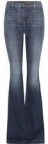 J Brand Demi Flare Jeans
