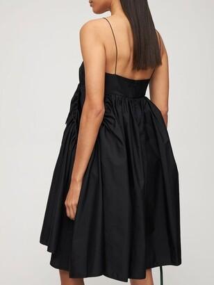 Cecilie Bahnsen Lisbeth Organic Cotton Mini Dress