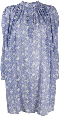Isabel Marant Floral Print Baggy Dress