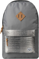Herschel Grey Cabin Heritage Backpack