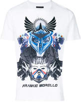Frankie Morello graphic short sleeved T-shirt