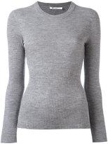 Alexander Wang ribbed knit sweater