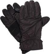 Isotoner Nylon Cold Weather Gloves