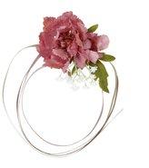 MagiDeal Wedding Bride Bridesmaid Wrist Corsage Artificial Multi-color Penoy Flower
