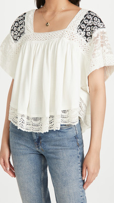 Free People Prairie Days Top