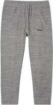Dsquared2 Grey Mélange Cotton Jogging Trousers