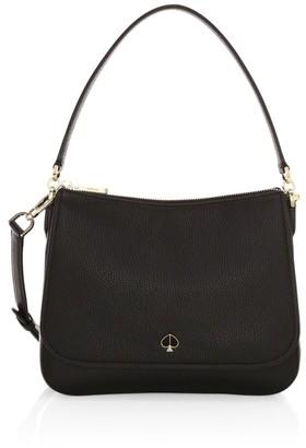 Kate Spade Polly Medium Flap Convertible Shoulder bag
