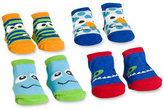 Baby Essentials Socks, Baby Boys Monster Socks