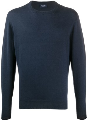 Drumohr Lightweight Crew Neck Jumper