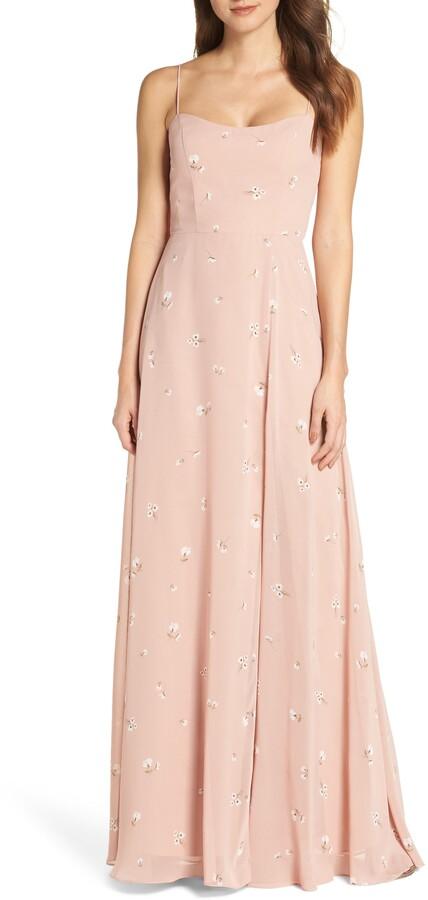 dd2612595b Jenny Yoo Chiffon Dresses - ShopStyle