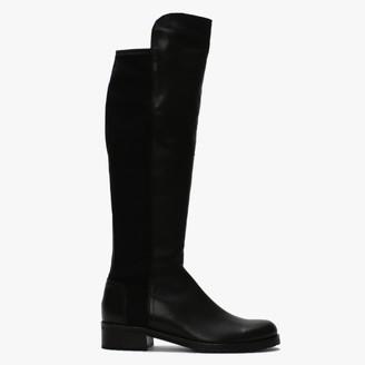 Kennel + Schmenger Blues Black Leather Knee Boots