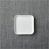 Crate & Barrel Mercer Square Appetizer Plate