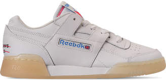 Reebok Women's Workout Lo Plus Casual Shoes