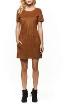 Dex Ultra Suede Dress