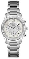 Breil Milano Miglia Crystal & Stainless Steel Chronograph Bracelet Watch
