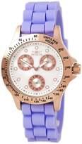 Invicta Women's Speedway 21988 Silicone Quartz Watch