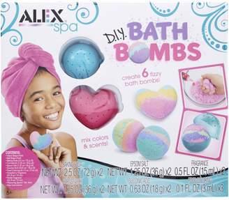 Alex DIY Spa Bath Bombs