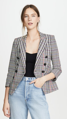 Veronica Beard Empire Dickey Jacket