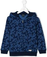 Ralph Lauren floral print hoodie - kids - Cotton - 4 yrs