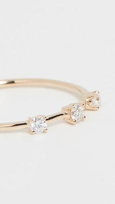 Lana 14k Round Diamond Ring