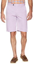 Brooks Brothers Dyed Flat Front Bermuda Shorts