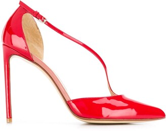 Francesco Russo Patent 110mm Pumps