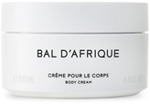 Byredo Bal d'Afrique Body Cream 200ml